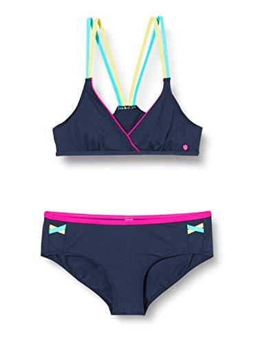 Esprit Hyde Beach Yg Bustier+Hipster Short Juego de Bikini para Niñas