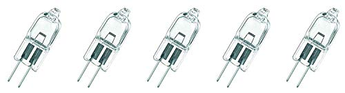 OSRAM 64265 HLX 30W 6V Tungsten Halogen Lamp (5 Pack)