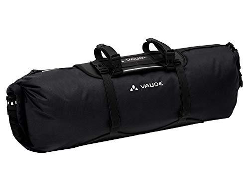 VAUDE Trailfront, Borsa per Manubrio. Unisex-Adulto, Black Uni, 65 cm
