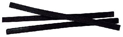 Coates - Lote de 5lápices carboncillos 6mm 6 mm negro