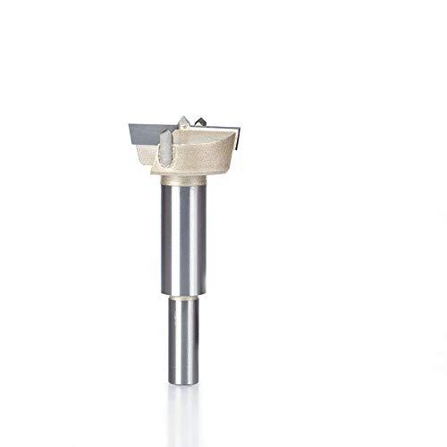 Fräser 2 Stück/LosHolzbearbeitungsbohrer 12mm-80mm Forstner-Spitzen CNC-Werkzeuge Lochsägenschneider Scharnierbohrung Wolframcarbidschneider-75mm_Round_85mm