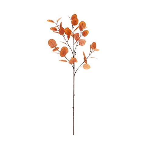 Hemotrade Simulatie Eucalyptus 6 Vork Hoge Paal Vloer & Doek Bruiloft Doek Tentoonstelling Bloem Arrangement Groene Plant Fotografie Vijf Stukken Per Pakket