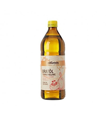 Naturata Bio Bratöl, SB high oleic desodoriert (1 x 750 ml)