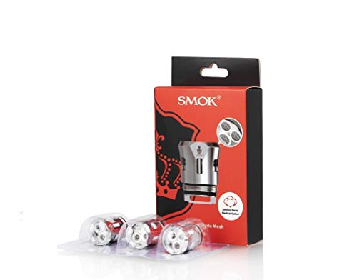 SMOK TFV12 Prince Tripler Mesh Bobines - 0,15 ohm (3 Pièces) Sans nicotine ni tabac
