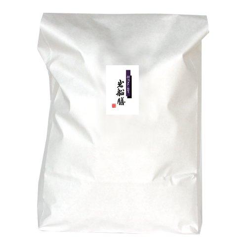 【無洗米】 新潟 無農薬米 岩船産コシヒカリ [15キロ(5kgx3袋)]