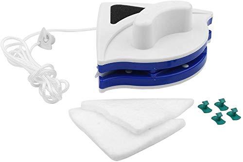 Limpiador Magnético de Ventanas Limpiador de Vidrio de Dos Lados Equipo de Lavado Limpiador de Hogar Limpiaparabrisas Limpiador