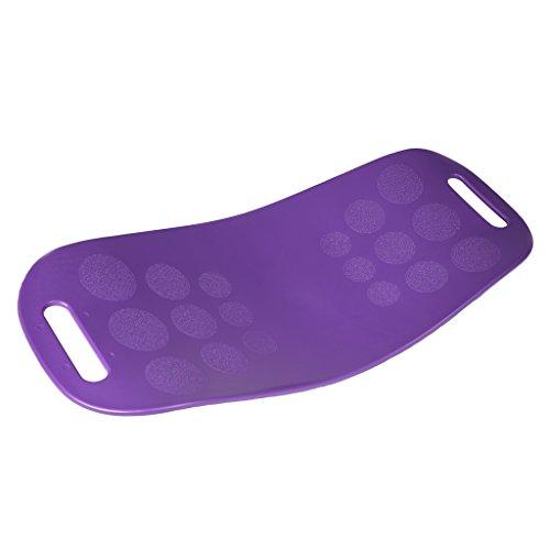 Twist-E-Fit The Workout Board (Purple)