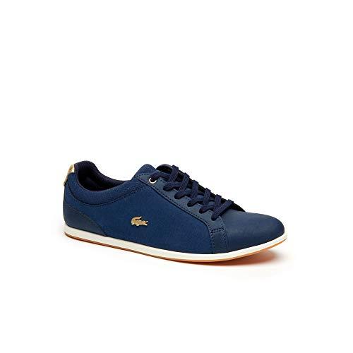 Lacoste Damen Rey Lace 119 Sneaker, Blau (Navy 737cfa0037ng5), 38 EU