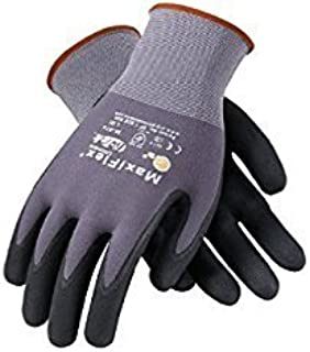 Maxiflex 34-874 Ultimate Gloves, Large, 12 Piece