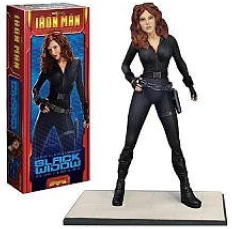 Black Widow (Iron Man) by Moebius