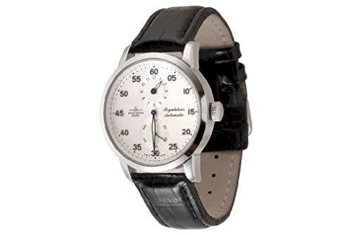 Zeno-Watch Herrenuhr - Regulator - 6069Reg-g3