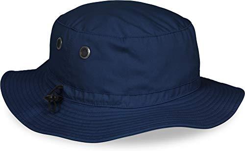 normani Outdoor Sommerhut mit UV Schutz 50 + Farbe Navy