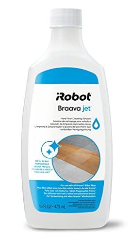 iRobot Originalteile - Braava Jet Hartböden-Reinigungslösung - Kompatibel mit allen Braava und Roomba Combo Serien