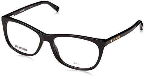 Occhiali da vista Love Moschino MOL557 Black 54/16/140 donna