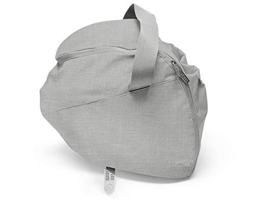 STOKKE® Xplory® Einkaufstasche - erweiterbare Tasche mit praktischen Tragegriffen - 30 Liter Fassungsvermögen - Farbe: Grey Melange
