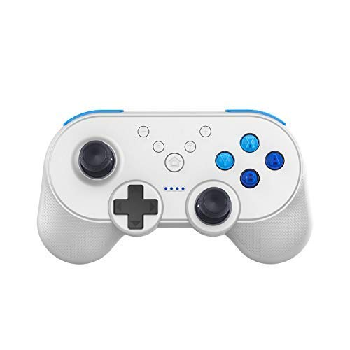 J&TOP Mini Wireless Controller Compatible with Nintendo Switch,Support NFC Function,Bluetooth Pro Controller Gaming Gamepad for Nintendo Switch