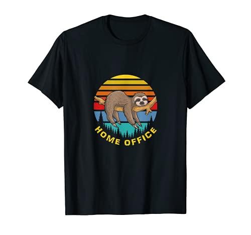 Das offizielle Home Office ist am Start Büro Job HomeOffice T-Shirt