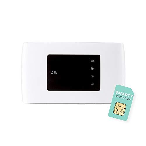 ZTE MF920U, CAT4/4G LTE Mobile Wi-Fi, Unlocked Low Cost Portable Hotspot,...