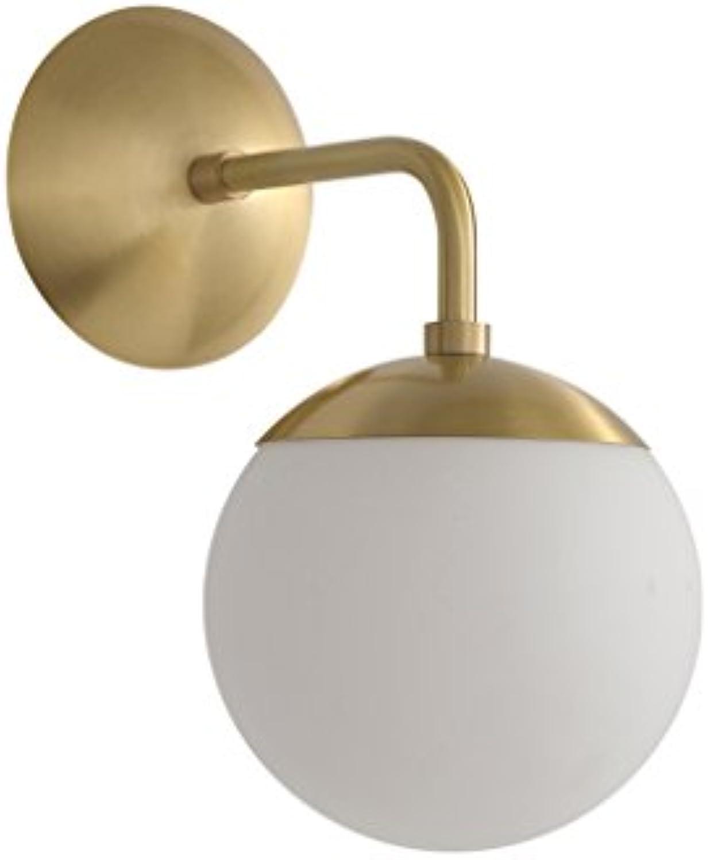 Schlafzimmer Minimalistische Lampen Messing Lampe Wand ...