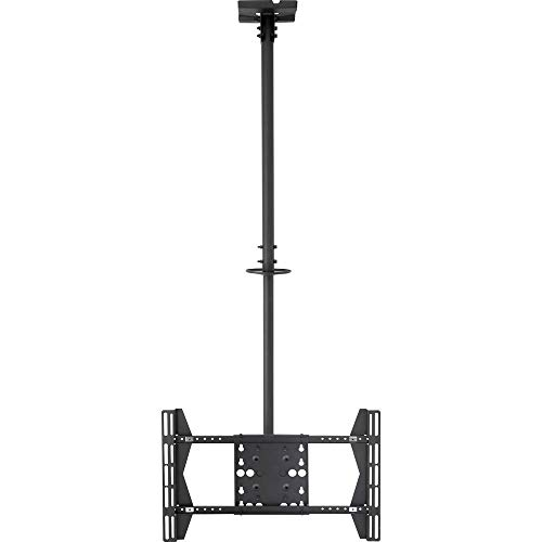 SpeaKa Professional Single TV-Deckenhalterung 81,3 cm (32) - 165,1 cm (65) Neigbar