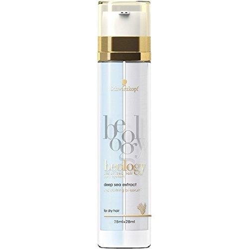 Schwarzkopf beology deep sea extract moisturising Bi-Serum for dry hair Inhalt: 56ml