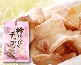 【511133】梅翁園.梅にんにくチップ 120g