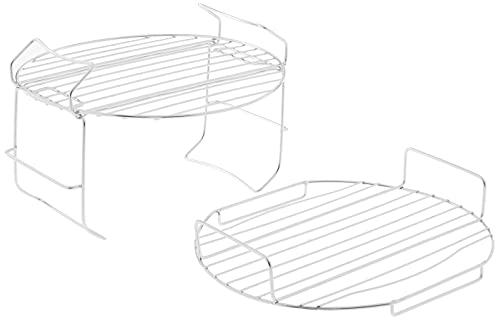Ninja Foodi Deluxe Reversible Rack, Stainless Steel