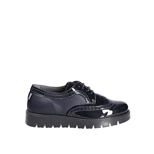 scarpe francesine bambina Melania ME6158F7I.A Francesina Bambino Blu 35