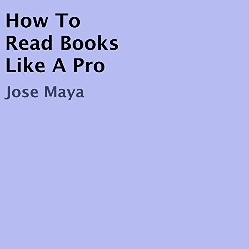 How to Read Books Like a Pro audiobook cover art