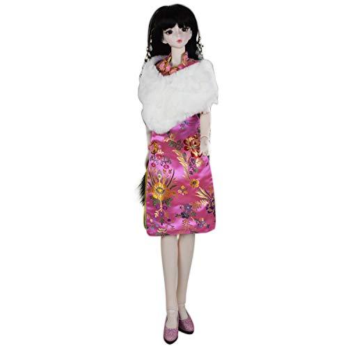 EVA BJD Chinees retro meisje BJD pop 1/3 62 cm 25 inch 19