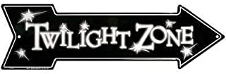 MMNGT The Twilight Zone Tin Sign TIN Sign 7.8X11.8 INCH