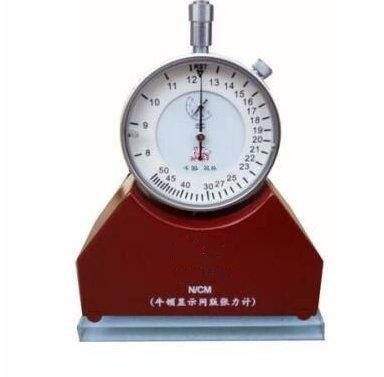 Newton 8-50N Meshspanner/Mesh-Messgerät mit Seidendruck