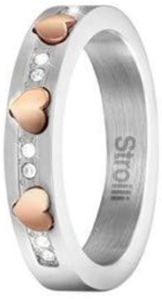 Stroili anello per donna in acciaio 1666068