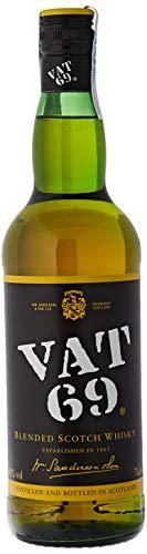VAT69 Blended Scotch Whisky, 700ml