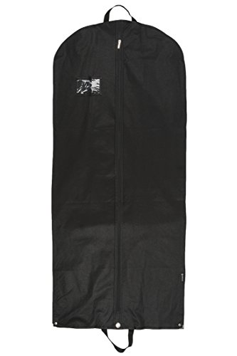Case4Life Breathable Anti-Moth 54' Suit Cover Travel Storage Carrier Bag with Handles Perfect for Suits Jackets Shirts + Trousers
