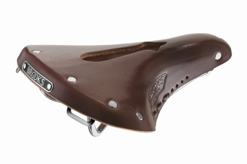 Brooks Fahrradsattel B17 Narrow Imperial, brown, 80430103