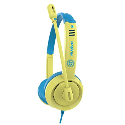 Unknows - Auriculares estéreo con cable universal (interfaz USB, 3,5 mm)
