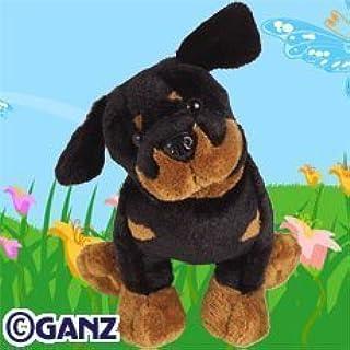 """Webkinz Rottweiler Plush 8.5"""""""