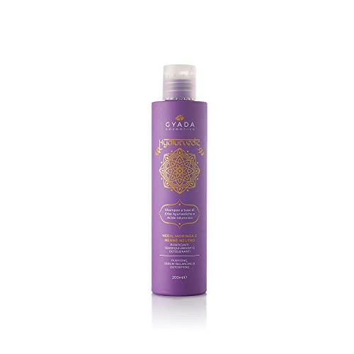 GYADA COSMETICS Hyalurvedic Shampoo Purificante - Neem, Moringa, Hennè Neutro - 200 ml