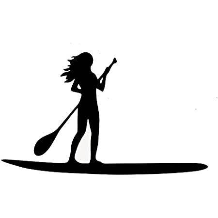 Bote Boards SUP Standup Paddleboard Logo Sticker Decal Owl