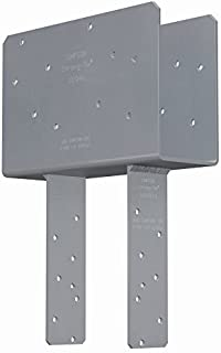 Simpson Strong Tie CCQ46SDS2.5 1 1 1 4-Inch by 6-Inch Column Cap with SDS Screws by Simpson Strong-Tie