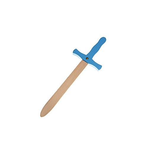 Juguetutto - Espada de Madera - Azul. Juguete de Madera