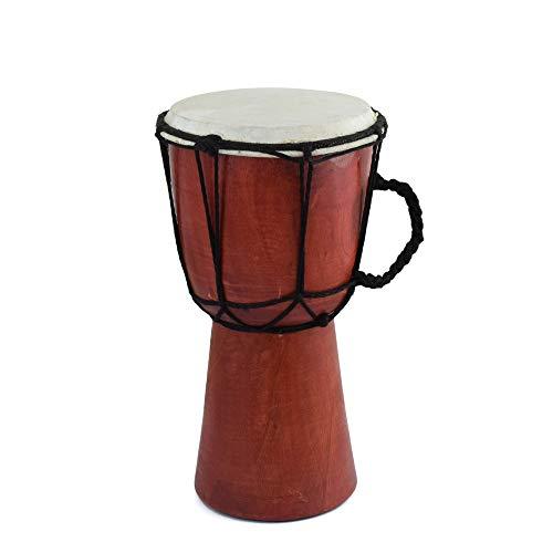トモ(Tomo) ジャンベS 太鼓 高さ約24cm φ13.5cm 10218853045 インドネシア製