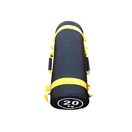 Stronrive Weighted Training Power Sand Bag Adjustable Weight Fitness Powerbag with Handles For Weigh