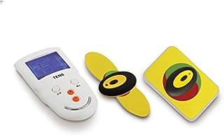 Express Panda Dispositivo de terapia TENS con mando a distancia - alivio electrónico del dolor y estimulador de nervios