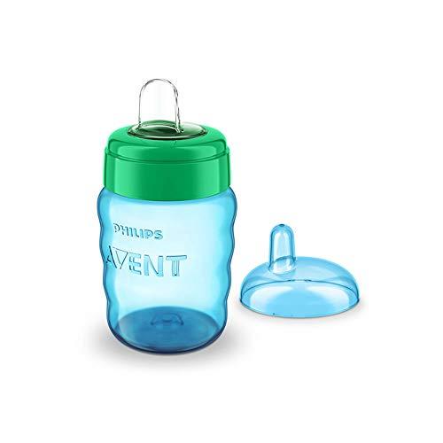 Philips Avent SCF553/05 Trinklernbecher für Kinder, auslaufsicher, BPA-frei, für 9 Monate, 260 ml, grün