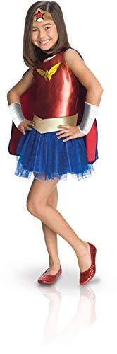 Rubies I-881629M - Disfraz de la Mujer maravilla, niña, talla L