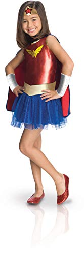 Rubies I-881629L - Disfraz de la Mujer maravilla, niña, talla L