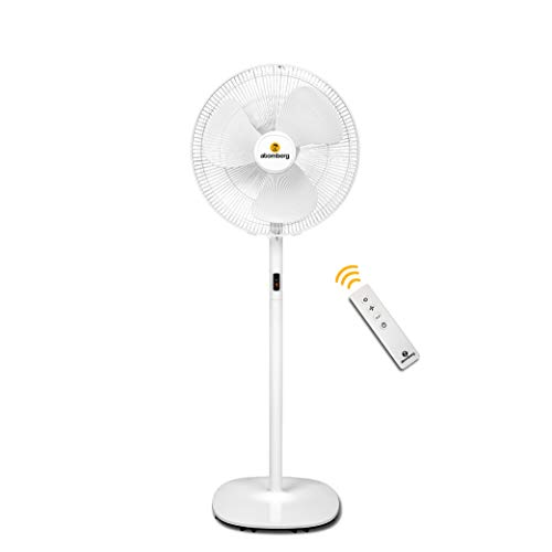 Atomberg Efficio+ 400mm BLDC Motor Energy Saving Pedestal...
