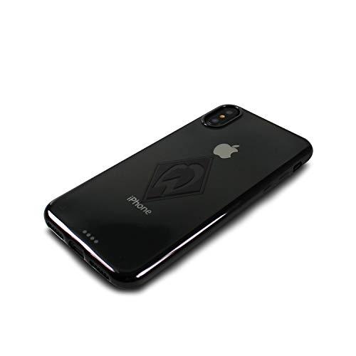 Werder Bremen Case - Mittelstürmer - Schutzhülle passend für das Apple iPhone XS und iPhone X